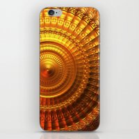 The Midas Touch iPhone & iPod Skin