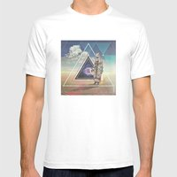 The Guardian  Mens Fitted Tee White SMALL