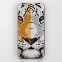 Tiger OWGW iPhone & iPod Skin