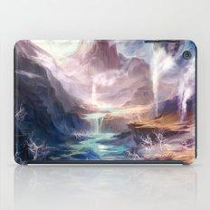 Polluted Delta iPad Case