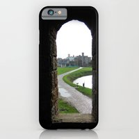 iPhone & iPod Case featuring Cardiff Castle by Louise