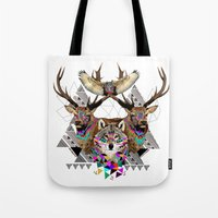 ▲FOREST FRIENDS▲ Tote Bag