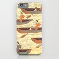 iPhone & iPod Case featuring Rebel Row by Jeff Szuc