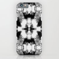 Tie Dye Blacks iPhone 6 Slim Case