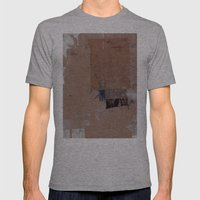 TIME OUT 12 Mens Fitted Tee Athletic Grey SMALL