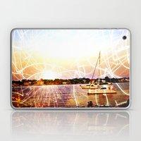 Boats and Lights Laptop & iPad Skin