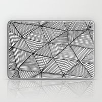 Angular Stripes Laptop & iPad Skin