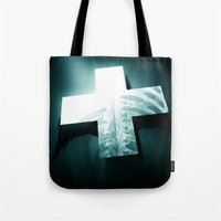 Clinically Dead Tote Bag