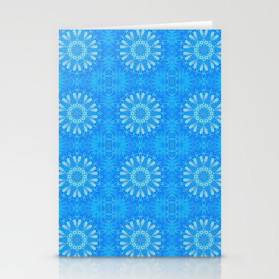 Bella Blue Stationery Card