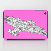 PINK Fire Fly  iPad Case