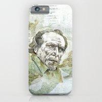 Charles Bukowski iPhone 6 Slim Case