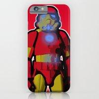 iron trooper iPhone 6 Slim Case