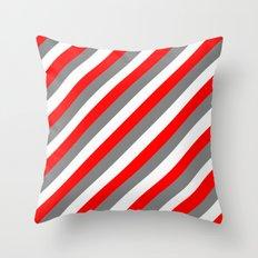 Go Cardinals! Throw Pillow