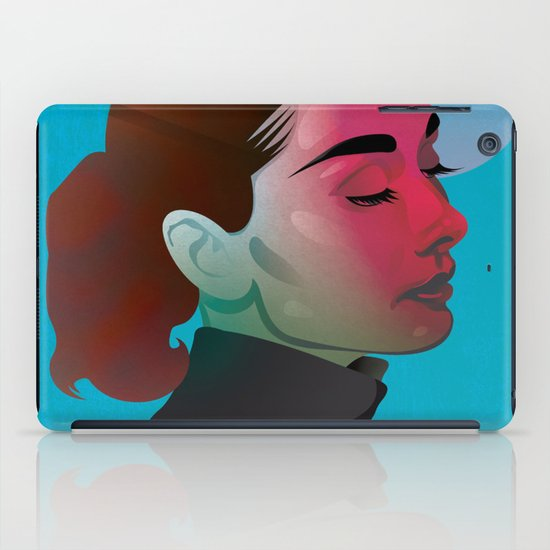 Classy- Audrey Hepburn iPad Case