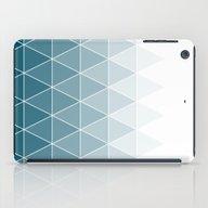 Triangle Pattern iPad Case