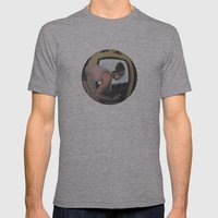10:12 PM Mens Fitted Tee Athletic Grey SMALL