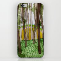 Landscapes / Nr. 5 iPhone & iPod Skin