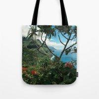 Kalalau Kauai Tote Bag