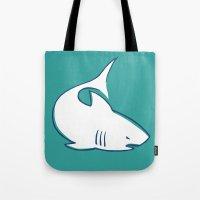 Shark Tote Bag