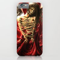 iPhone & iPod Case featuring Bound by Niki Smith