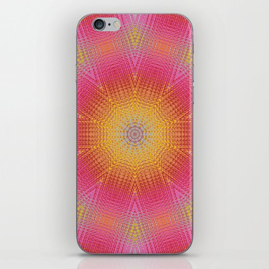 BAM! it's summer! iPhone & iPod Skin