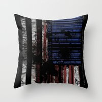 to be continued... Throw Pillow