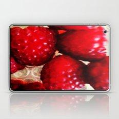 Raspberry Laptop & iPad Skin