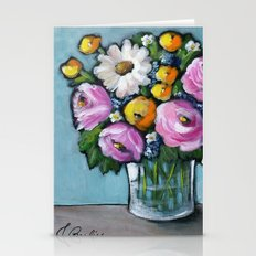 Beautiful Day Bouquet Stationery Cards