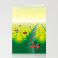 SF SolarBugs Stationery Cards