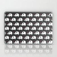 Elephants In Love Laptop & iPad Skin