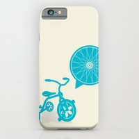 iPhone & iPod Case featuring SPOKE by paddyroo