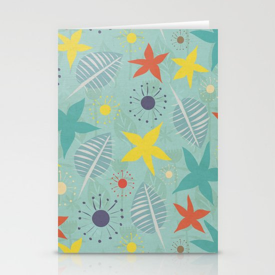 Tropical Fun Stationery Card