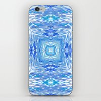 Ocean Kaleidos iPhone & iPod Skin
