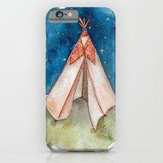 Tiny Teepee iPhone 6 Slim Case