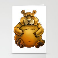 Beary Sorry. Stationery Cards