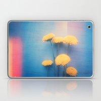 Little Yellow Flowers On… Laptop & iPad Skin