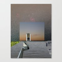 Atmosphere 31 · The Spa… Canvas Print