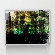 shitty city Laptop & iPad Skin