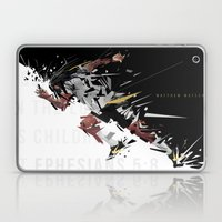 I am lane 9 Laptop & iPad Skin