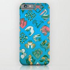 Ocean Tropic Slim Case iPhone 6s