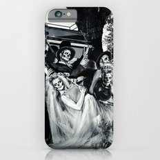 Day Of The Dead Wedding Couple Slim Case iPhone 6s