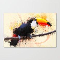 Tucano Canvas Print