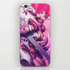 Pepper Heavy Metal iPhone & iPod Skin