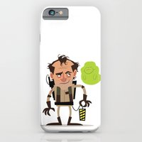 iPhone & iPod Case featuring Venkman by The Drawbridge