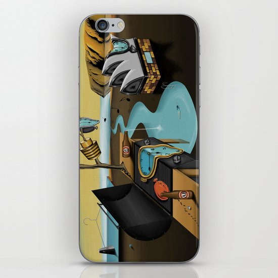 Where Time Stands Still - Surreal Sydney  iPhone & iPod Skin