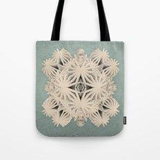 Ancient Calaabachti Filigrane Tote Bag