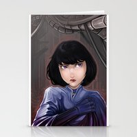Natalia #3 Stationery Cards