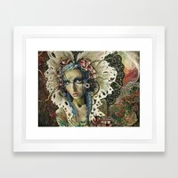 Butterfly Effect Framed Art Print
