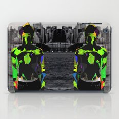 Boy Urban iPad Case