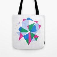 Kite-Netic #2 Tote Bag